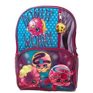 """Other - Shopkins Donut Worry 16"""" backpack"""